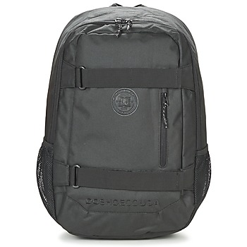Bags Rucksacks DC Shoes CLOCKED Black
