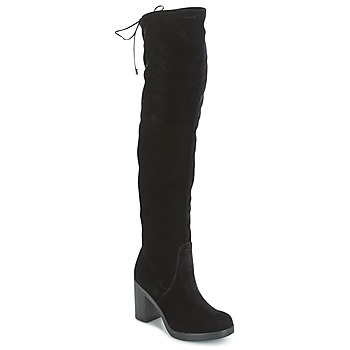 Shoes Women High boots Tosca Blu ST MORITZ Black