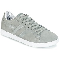 Shoes Women Low top trainers Gola EQUIPE DOT Grey
