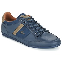 Shoes Men Low top trainers Lacoste CHAYMON 1 MARINE