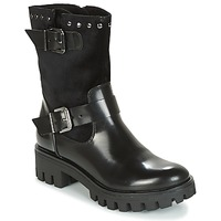 Shoes Women Mid boots Tamaris BITSY Black