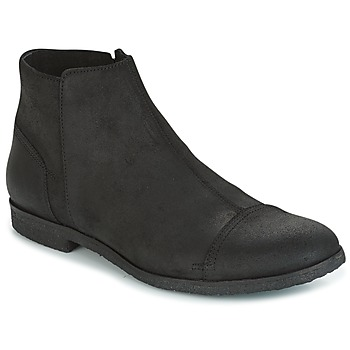 Shoes Men Mid boots Diesel D-KRID MID Black