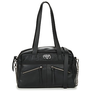 Bags Women Shoulder bags Le Temps des Cerises PURE 2 Black