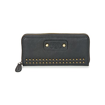 Bags Women Wallets Le Temps des Cerises JILL PM1 Black
