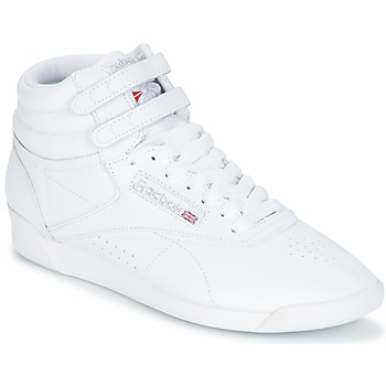 Shoes Women Low top trainers Reebok Classic F/S HI White / Silver