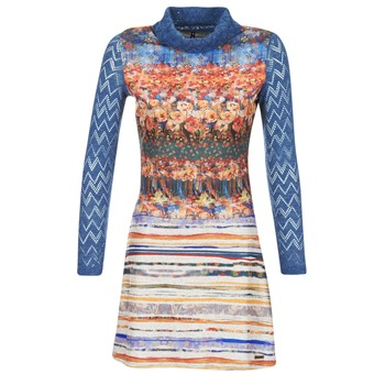 material Women Short Dresses Smash KRIVAN Multicoloured