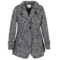 material Women coats Smash JAVA Grey