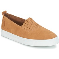 Shoes Women Slip ons Minnetonka GABI SLIP-ON Taupe