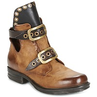 Shoes Women Mid boots Airstep / A.S.98 SAINT EC BOOT CAMEL
