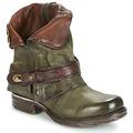 Shoes Women Mid boots Airstep / A.S.98 SAINT BIKE KAKI