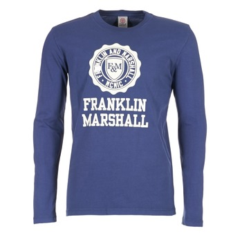 material Men Long sleeved shirts Franklin & Marshall DESTU Marine