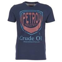 material Men short-sleeved t-shirts Petrol Industries TIRCO Marine