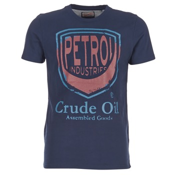 material Men short-sleeved t-shirts Petrol Industries TIRCO Marine