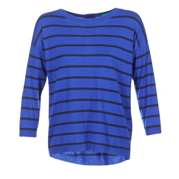 material Women jumpers Benetton MIDIC Blue
