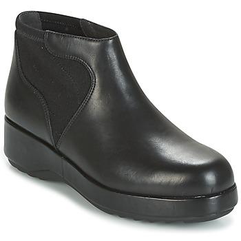 Shoes Women Mid boots Camper DESSA Black
