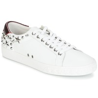 Shoes Women Low top trainers Ash DAZED White / Bordeaux