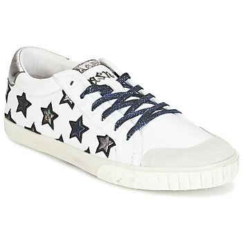 Shoes Women Low top trainers Ash MAJESTIC White