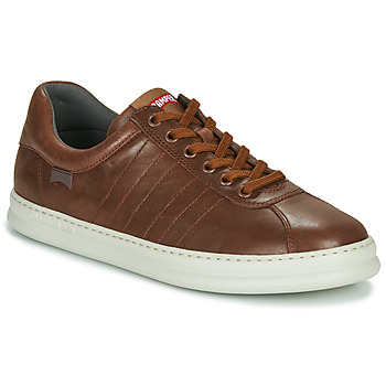 Shoes Men Low top trainers Camper RUNNER 4 Brown