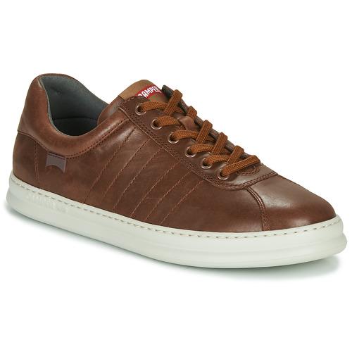 Shoes Men Low top trainers Camper RUNNER 4 Brown