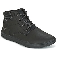 Shoes Men High top trainers Caterpillar CREEDENCE Black