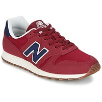 Shoes Low top trainers New Balance ML373 red