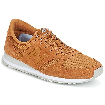 Shoes Low top trainers New Balance U420 Brown