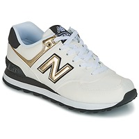 Shoes Women Low top trainers New Balance WL574 White