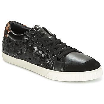 Shoes Women Low top trainers Ash MAJESTIC Black
