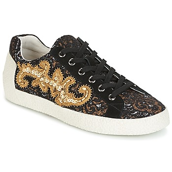 Shoes Women Low top trainers Ash NYMPHEA Black