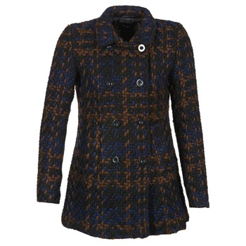 material Women coats Desigual GERDA Multicoloured