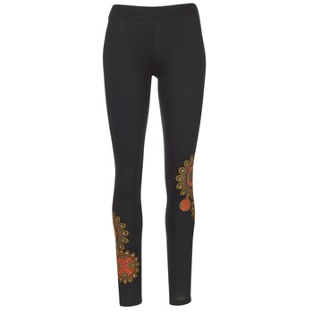 material Women leggings Desigual JULEF Black