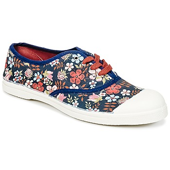 Shoes Women Low top trainers Bensimon TENNIS LIBERTY MARINE