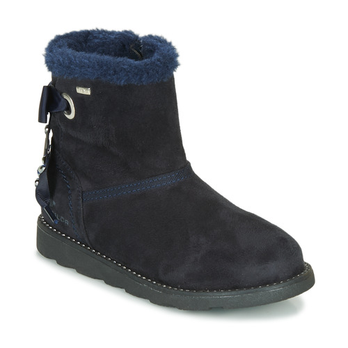 Shoes Girl Mid boots Tom Tailor JAVILOME Marine