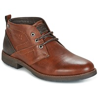 Shoes Men Mid boots Tom Tailor LAORA Brown