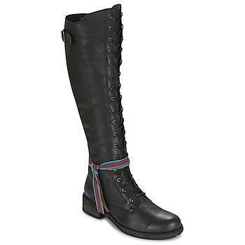 Shoes Women High boots Felmini HARDY Black