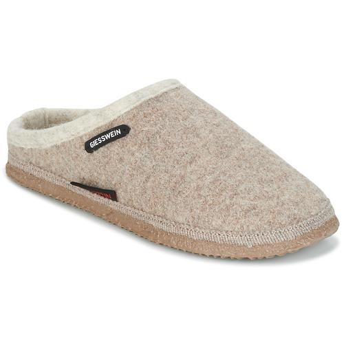 Shoes Women Slippers Giesswein DANNHEIM Beige