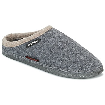 Shoes Women Slippers Giesswein DANNHEIM Grey