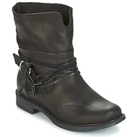 Shoes Women Mid boots Sweet Lemon PYOBA Black