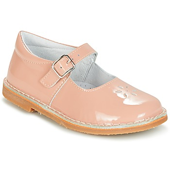 Shoes Girl Ballerinas Citrouille et Compagnie HIVETTE Pink