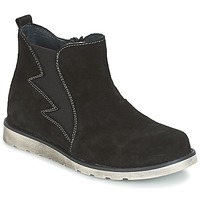 Shoes Boy Mid boots Citrouille et Compagnie HISSA Black