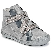 Shoes Girl Mid boots Citrouille et Compagnie HISSOU Grey