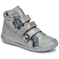 Shoes Girl Mid boots Citrouille et Compagnie HODIL Grey