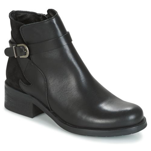 Shoes Women Mid boots Betty London HARRIS Black