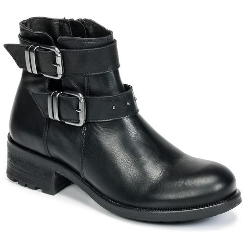 Shoes Women Mid boots Betty London HELIDI Black