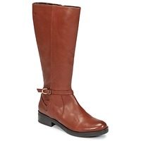 Shoes Women Boots Betty London HOVANI Camel