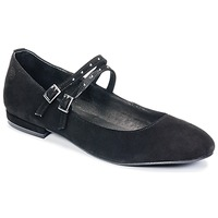 Shoes Women Ballerinas Betty London HYBO Black