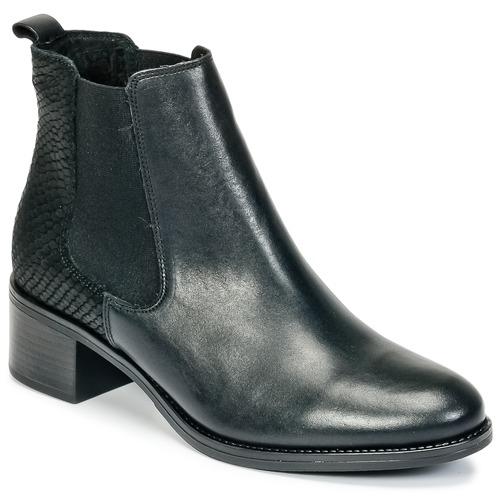 Shoes Women Mid boots Betty London HASNI Black