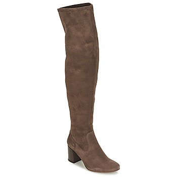 Shoes Women High boots Betty London HERMO Taupe