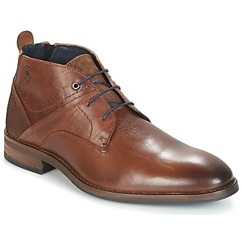Shoes Men Mid boots Casual Attitude HOKIS Brown