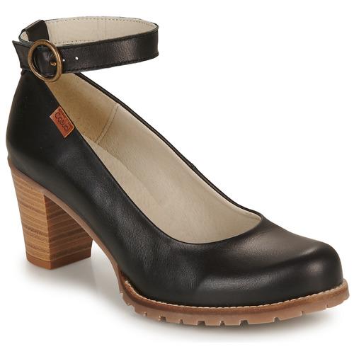 Shoes Women Court shoes Casual Attitude JALAYELE Black